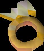 Seers ring detail