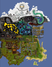 Great Kourend Rework (2)
