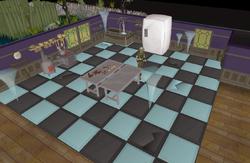 Grim Reaper's kitchen
