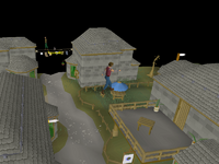 how to start ape atoll agility course