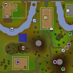 Gang meeting - Hosidius - by the minecart southwest