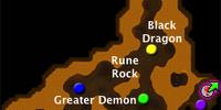King Black Dragon Lair