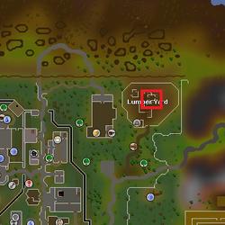 Fluffs location