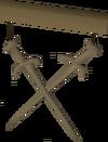 Skulgrimen's Battle Gear sign