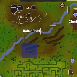 Commander Montai location