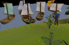 Sailing location