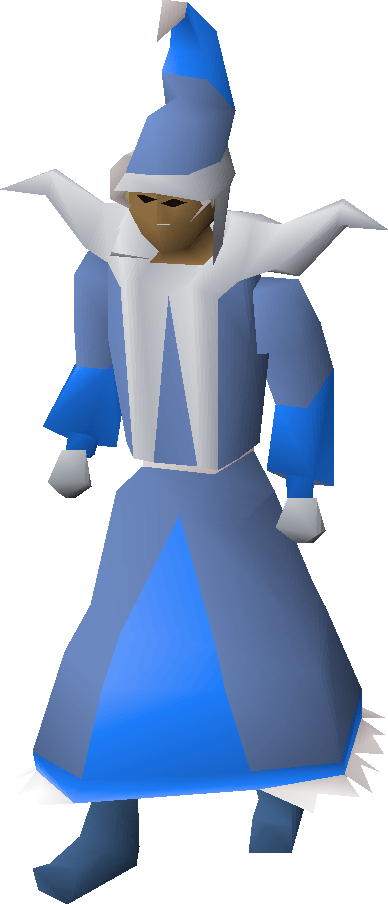 how to change blue osrs