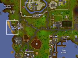 Crafting Guide Scape