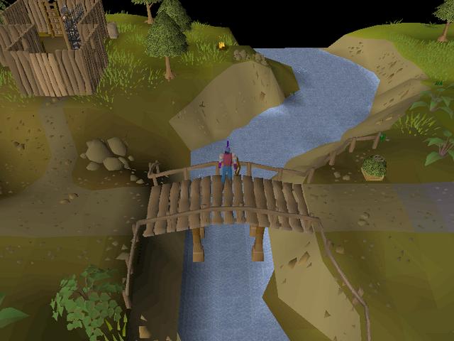 File:Emote clue - spin barbarian village bridge.png