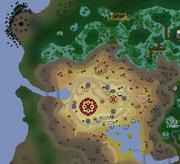 Mount Quidamortem map