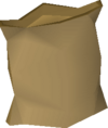 Sandbag detail