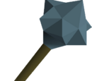 Rune mace