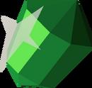 Emerald detail