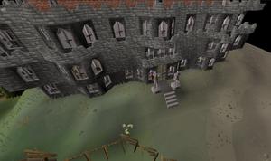 Warriors' Guild building
