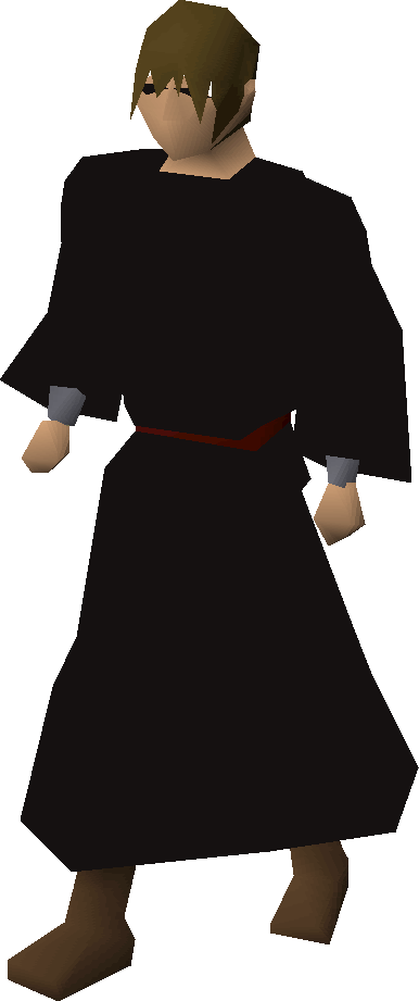 Shade robes equipped
