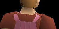 Fremennik pink cloak