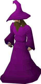 Ancient Wizard (melee)