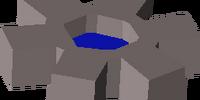 Blue cog