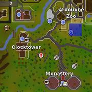 Brother Cedric location