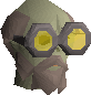 Gravedigger mask (male) chathead