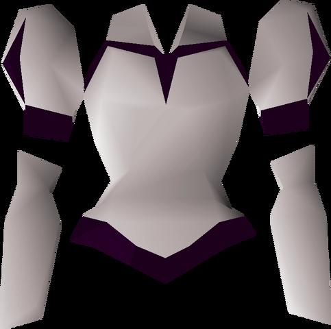 File:White elegant blouse detail.png
