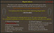 Old Report Abuse