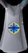 Quest point cape detail