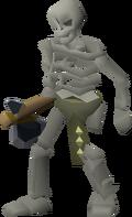 Nazastarool (Skeleton)