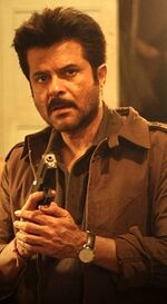 24 (Indian)- Anil Kapoor as Jai Singh Rathod