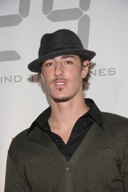 24- S5 DVD release & S6 premiere party- Eric Balfour