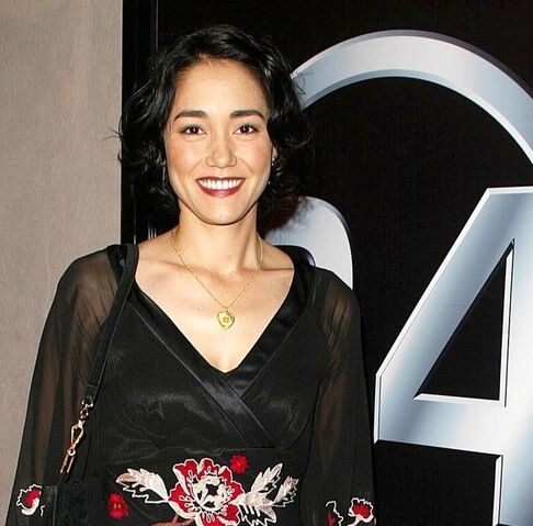 File:24- Day 5 party and 100th episode show- Sandrine Holt.jpg