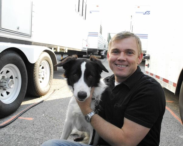 File:Bauer and Ricky Schroder.JPG
