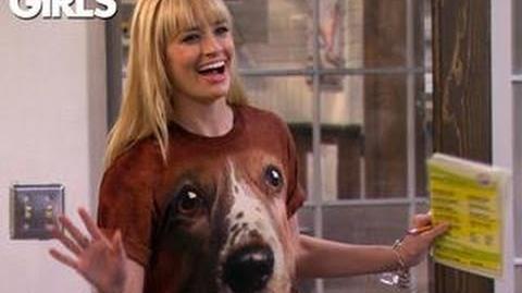 2 Broke Girls - Caroline's New Shirt
