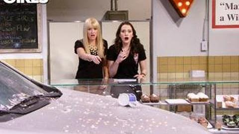 2 Broke Girls - Give Us A Sign!