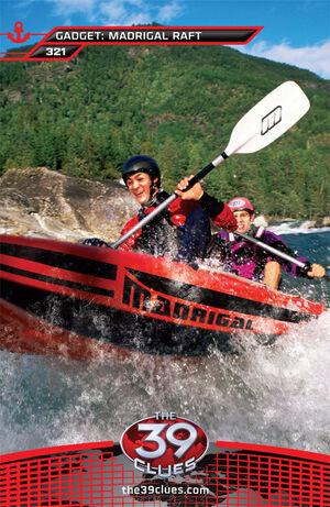 Madrigal Raft
