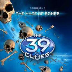 Book 1: The Maze of Bones