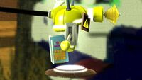 Electricity Shooter