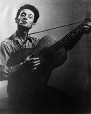 Woody Guthrie Woody