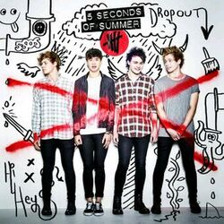 5 Seconds of Summer - Debut Album artwork 1