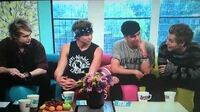 5 Seconds of Summer - Sunday Brunch - Interview (Part 1)