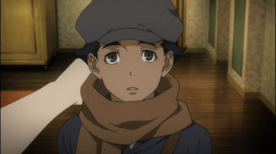91 days anime review corteo