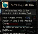 Holy Stone of The Earth