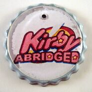 Kirby Abridged Gray Bottlecap