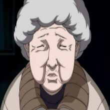 Grandmother Character Profile Picture