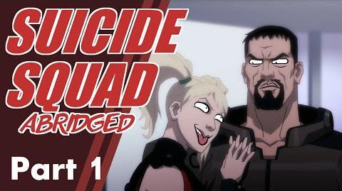 Suicide Squad Assault on Arkham Abridged - Part 1