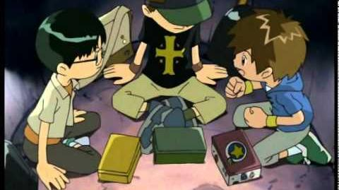 Digimon Tamers The Abridged Series - Episode 1-0