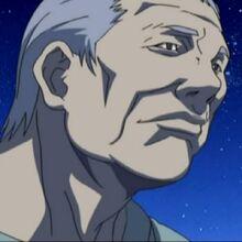 Goro Suzuki Character Profile Picture