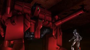 Scarlet Rain's Immobile Fortress