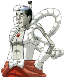 Steel Samurai AAI