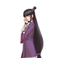 PXZ2 Maya Fey (full) - blushing (left).png